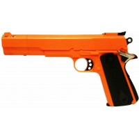 HFC HG124 Plastic & Metal Airsoft Gas Powered Semi-Automatic BB Gun Pistol 300 FPS