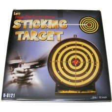 """HFC 12"""" High Performance Sticking Target & Pellet Collector - Wall Mountable"""