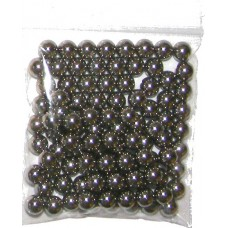 100 x 6mm Steel Balls Ammo for Slingshot Catapult
